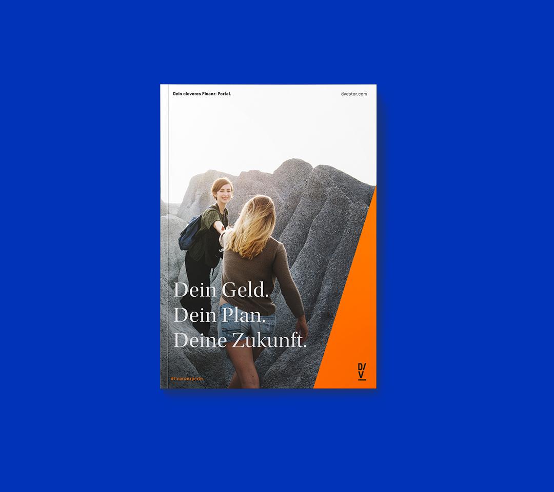 DVestor Broschüren-Titel.